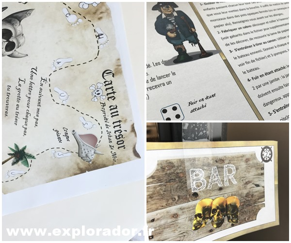 extrait pirates explorador