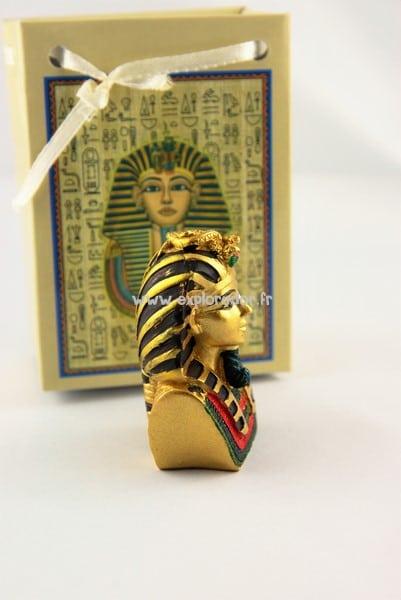 buste pharaon dore explorador