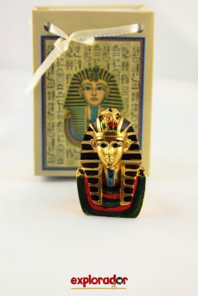 buste pharaon figurine explorador