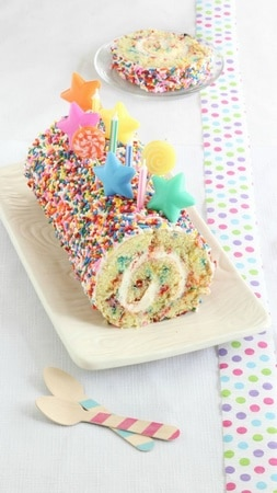 betty crocker confetti cake