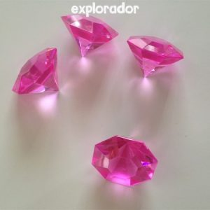 diamant rose vif