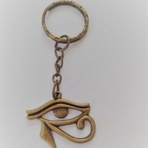 petit cadeau egypte oeil horus bronze