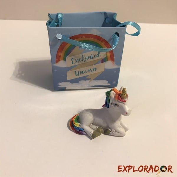 licorne sachet cadeau