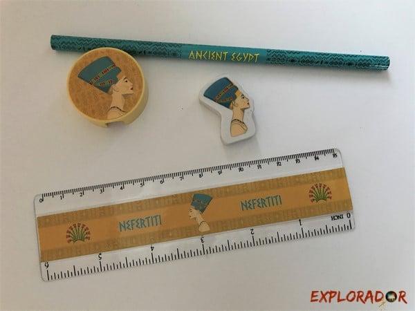 papeterie egypte ancienne nefertiti