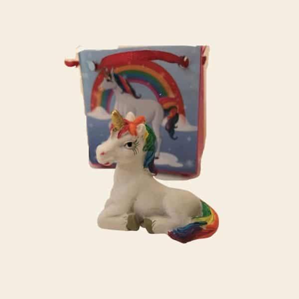 petite figurine licorne cadeau