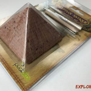 pyramide creuser