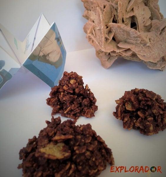recette rose des sables egypte