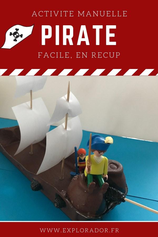 bateau pirate recup