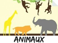 anniversaire chasse au tresor animaux