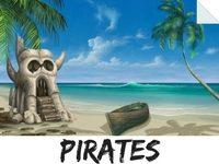 aller chasse au tresor pirates