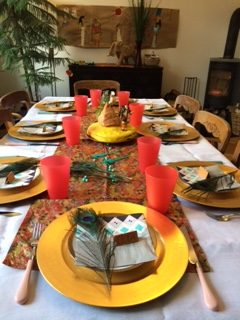 sweet table egypte