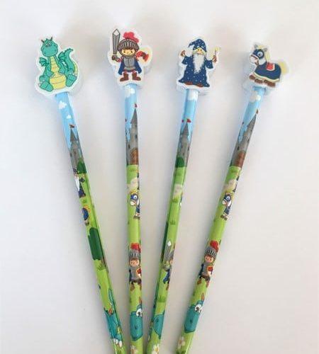 crayons anniversaire moyen age