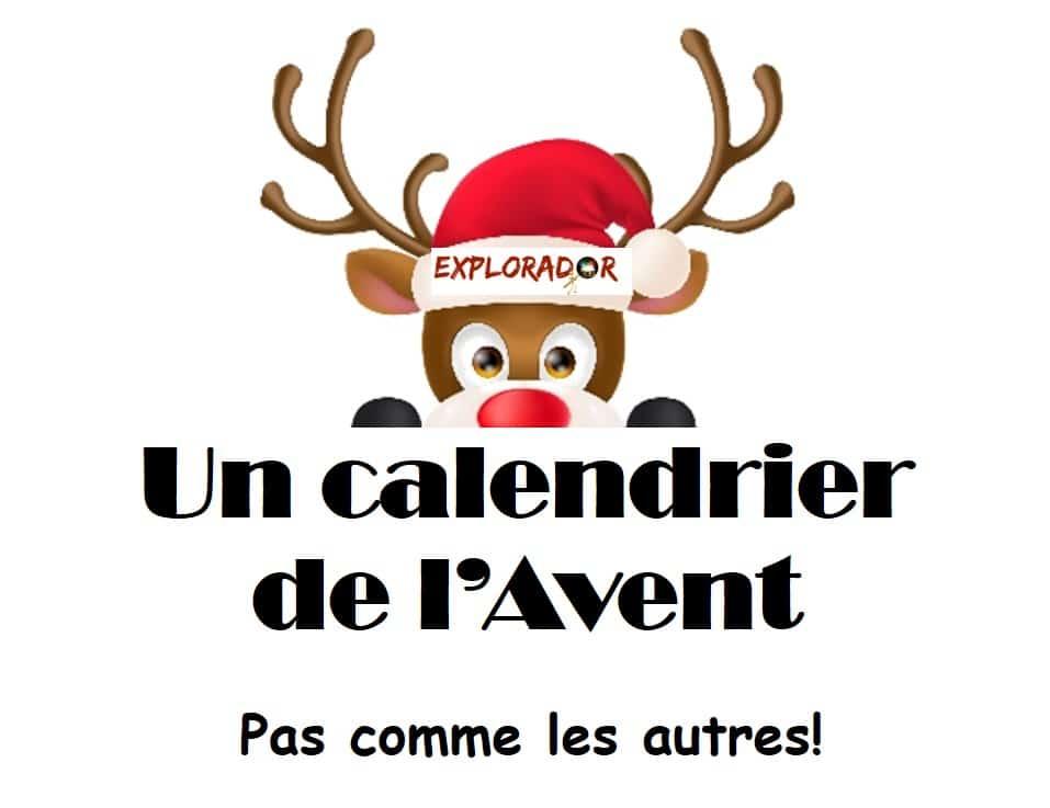 Calendrier De Lavent Fille 10 Ans.Calendrier De L Avent A Imprimer Enigmes Bons Pour Cadeaux