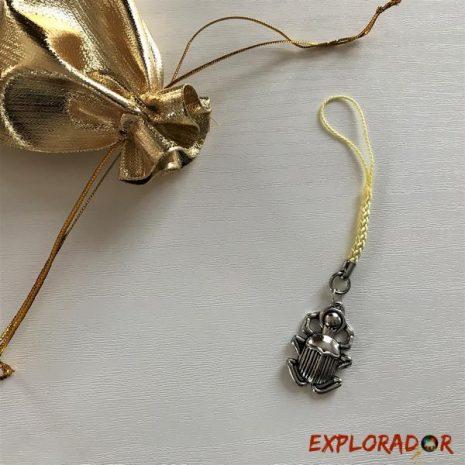 cadeau anniversaire egypte scarabee