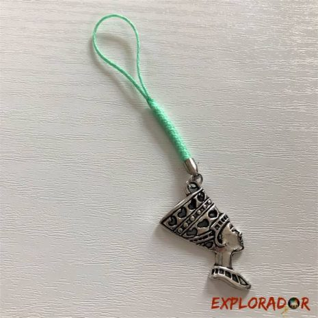 nefertiti party favor egypte vert