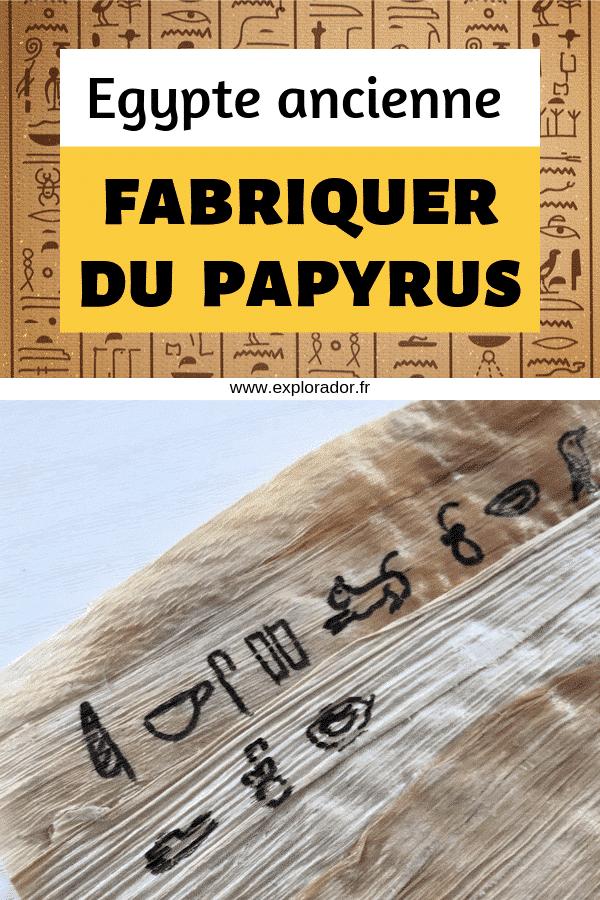 fabriquer-papyrus-egypte