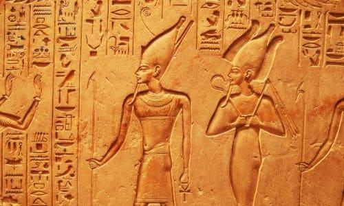 fresque egypte antique