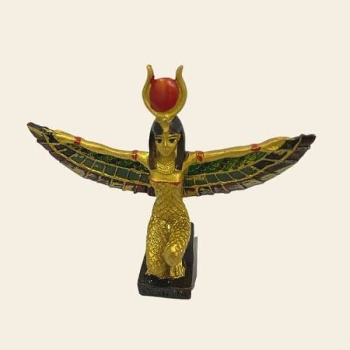 figurine deesse egypte antique isis