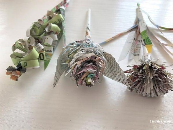 fleurs-en-papier-recycle